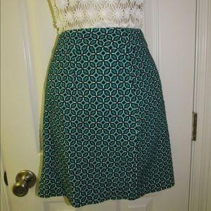 Loft skirt size 4
